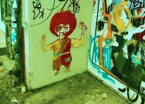 Berlin Street Mural
