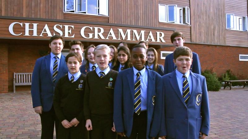 Chase Grammar