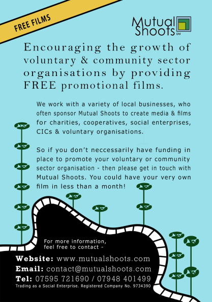 for-charities free films